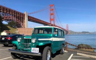 For Sale: 1961 Willys Wagoneer