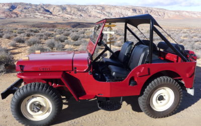 For Sale: 1948 Willys CJ2