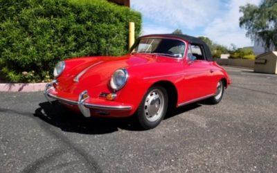 For Sale: 1965 Porsche 356C