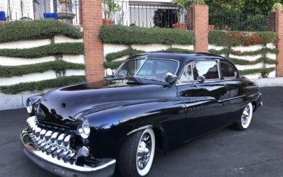 For Sale: 1949 Mercury 2-Dr Coupe