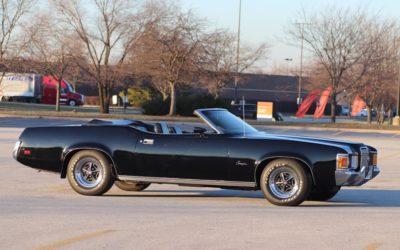 For Sale: 1972 Mercury Cougar