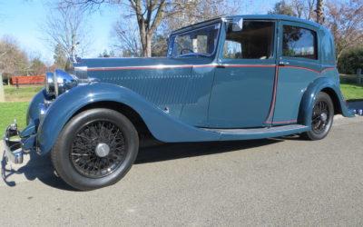 1937 Rolls-Royce 25-30