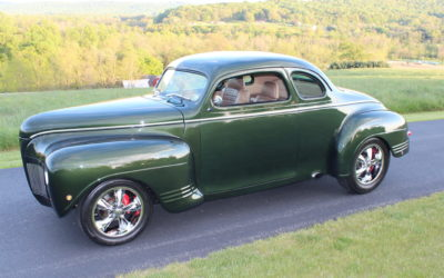 1941 Plymouth 2-Dr Business Coupe