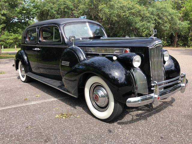 For Sale: 1940 Packard Super Eight