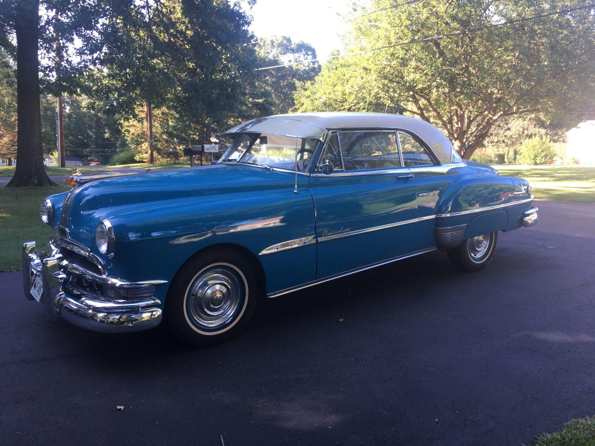 For Sale: 1951 Pontiac Chieftain
