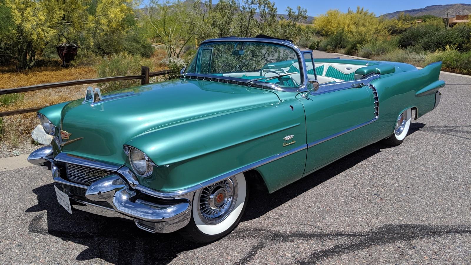For Sale: 1956 Cadillac Eldorado Biarritz