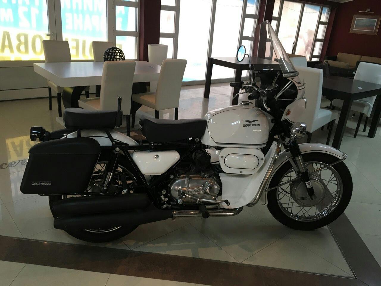 For Sale: 1970 Moto Guzzi Falcone