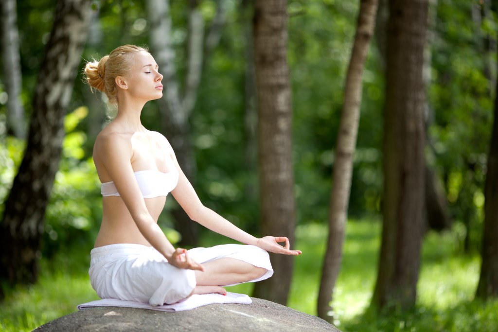 Taming anxiety with focused breathing