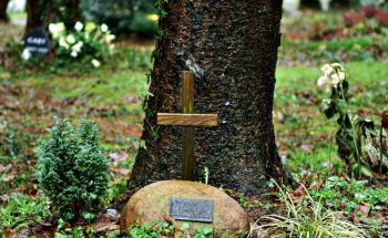 Have a place of memorial to grieve