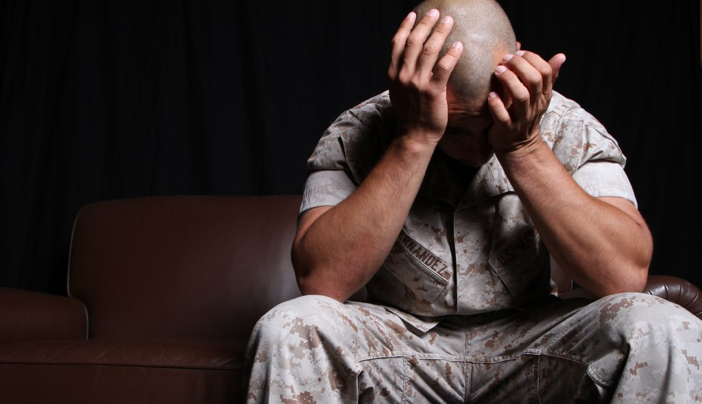 Soldier PTSD and Self-Directed Violence