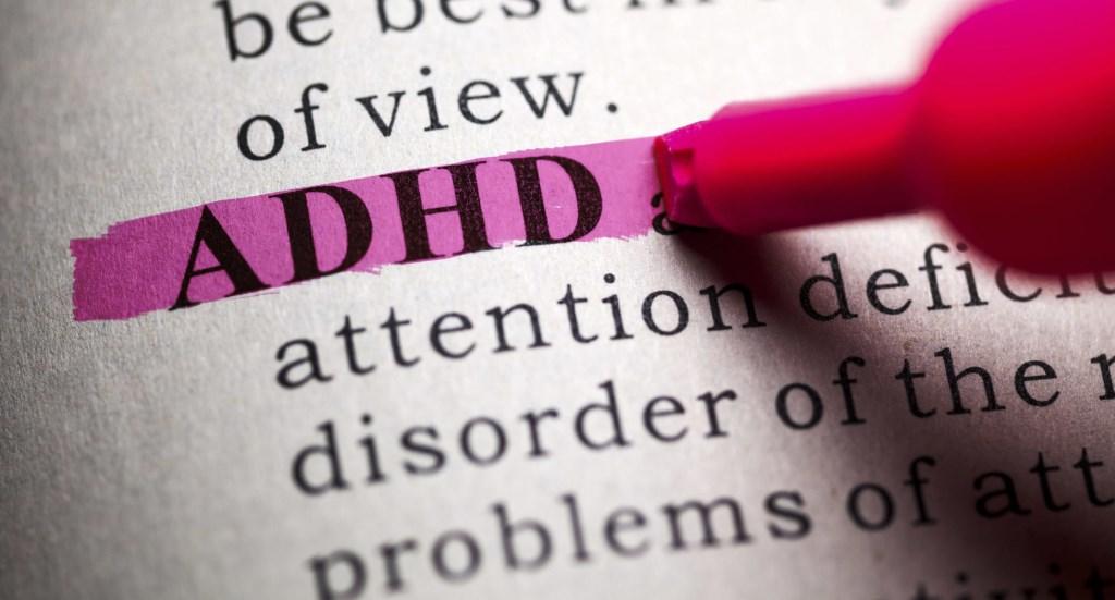 ADHD Self Help