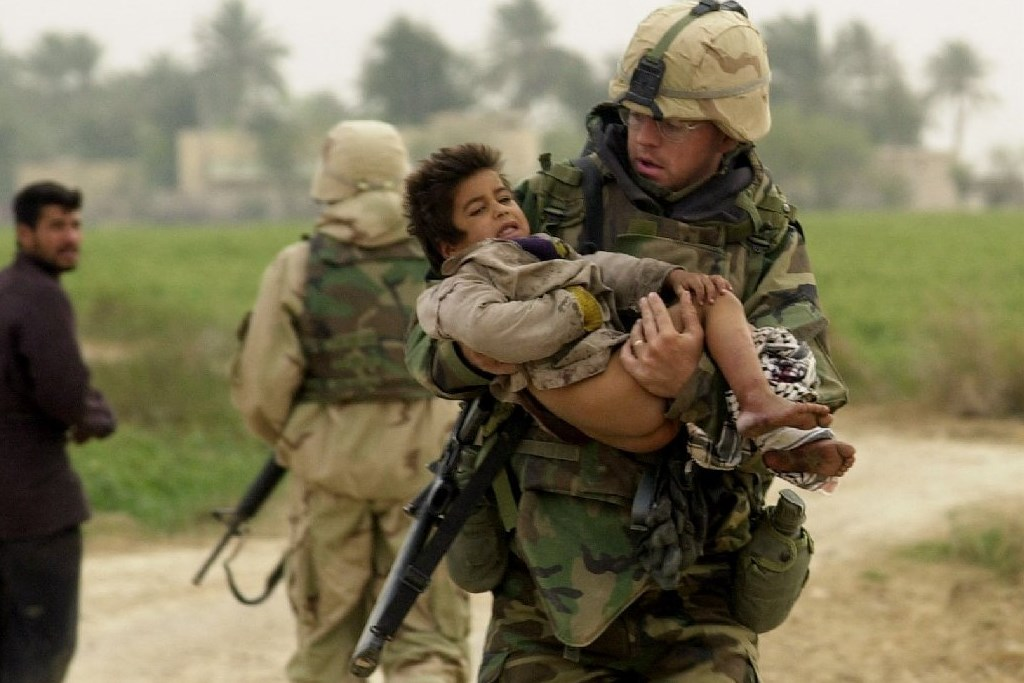 Joseph Dwyer Combat-Related PTSD