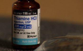 Intravenous Thiamine