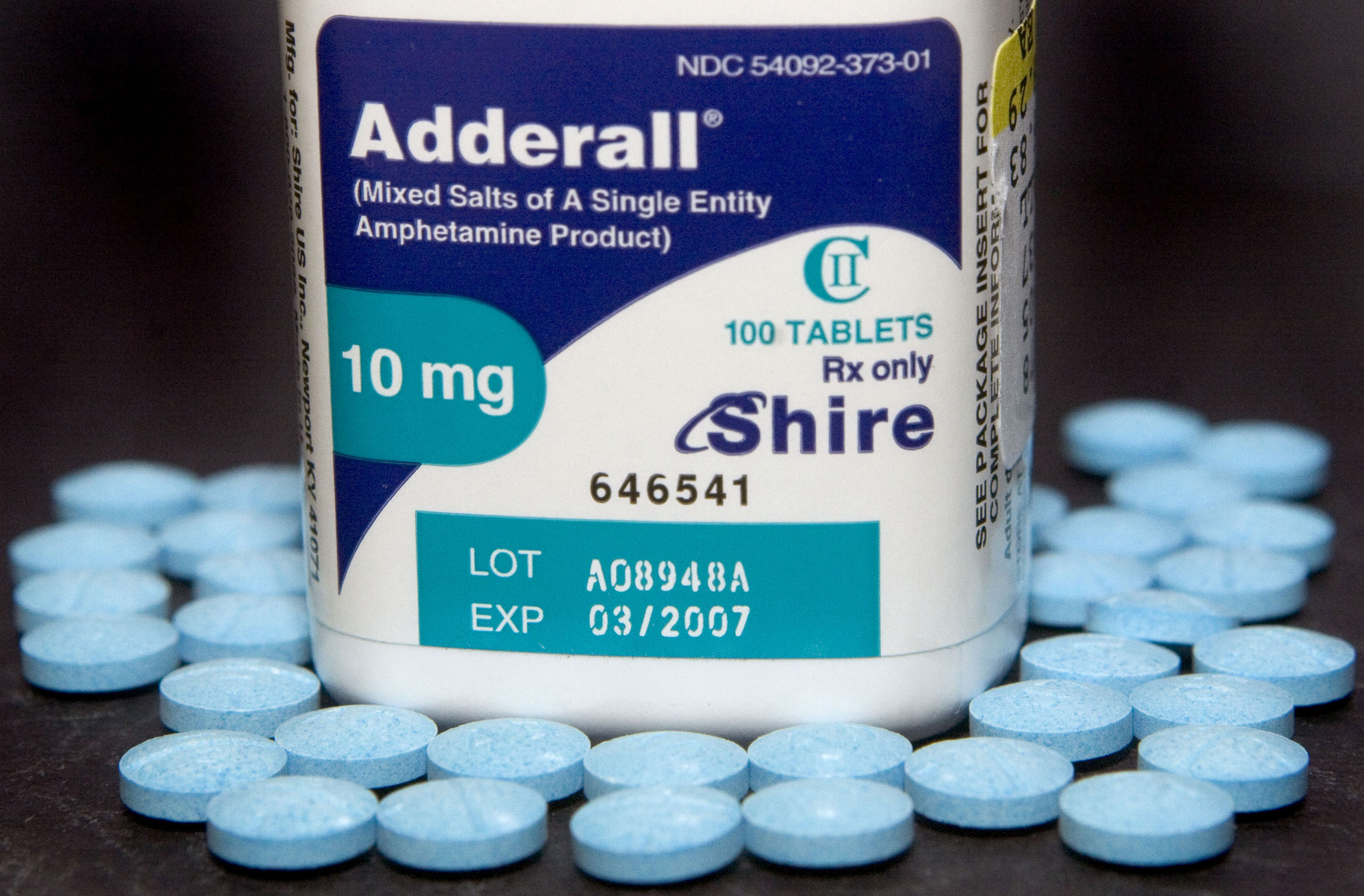 ADHD Medication Adderall