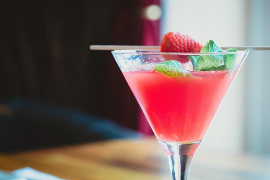 Enjoy Fruit Cocktails Instead of Alcoholic Drinks