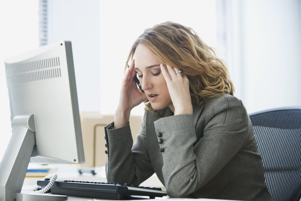 Chronic Stress is Very Harmful in Everyday Life