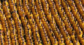 Affiliations are linked to self-identity