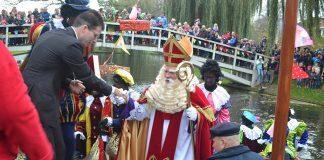 Sinterklaas intocht Borculo