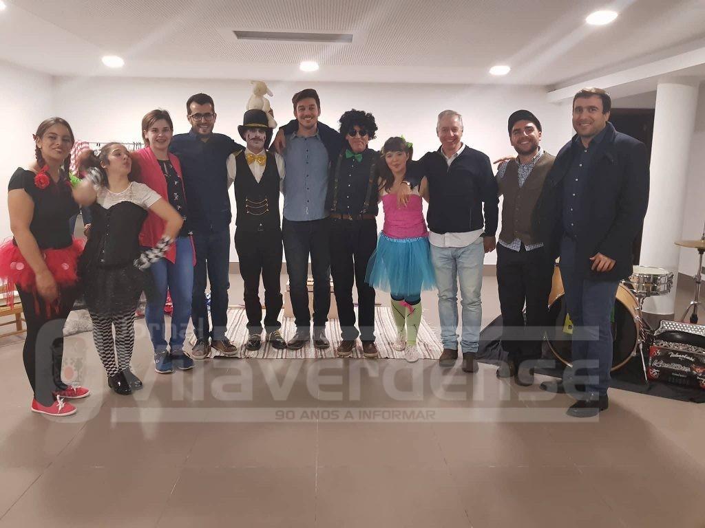LOUREIRA CULTURALTeatro animou mais uma noite da Semana Cultural
