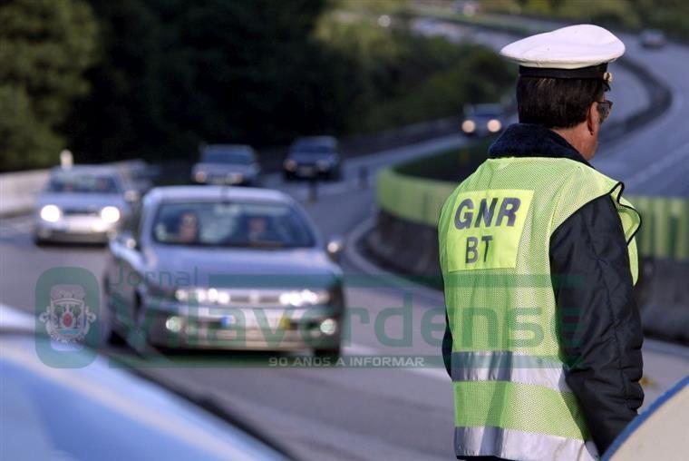 GNR deteve 140 indivíduos em flagrante delito durante o fim-de-semana