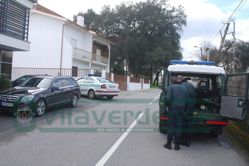 ÚLTIMA HORAMilitar da GNR fora de serviço puxa de arma para empresário em Atiães
