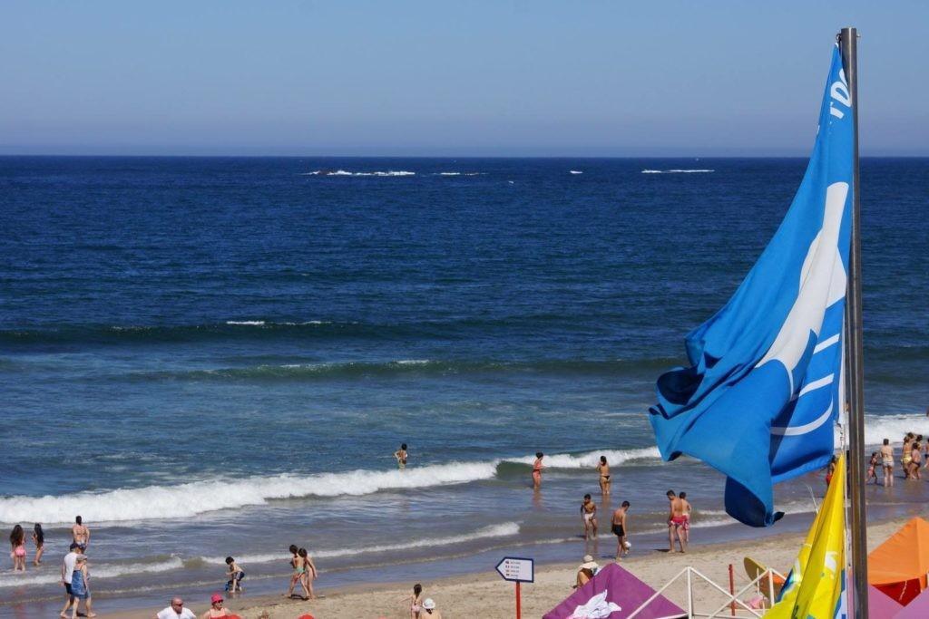 VERÃOQuatro praias de Esposende com Bandeira Azul