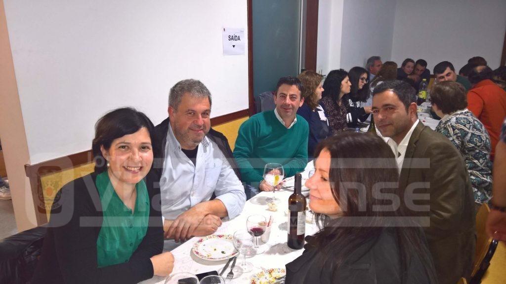 LAGEComissão de Festas organizou Jantar Convívio