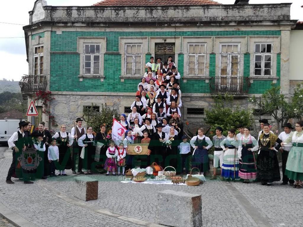 FOLCLOREGrupo Folclórico União de Tradições quer gravar CD até ao final do ano
