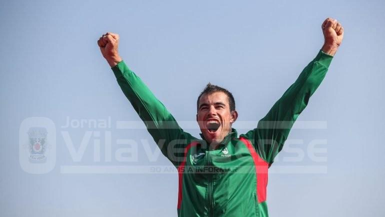 CANOAGEMFernando Pimenta conquista ouro na Taça do Mundo da Hungria