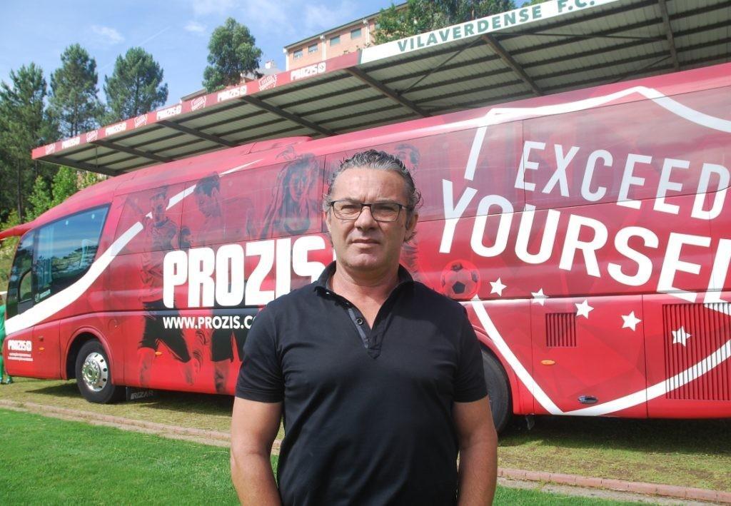 DESPORTOEduardo Milhão deixa presidência do Vilaverdense FC