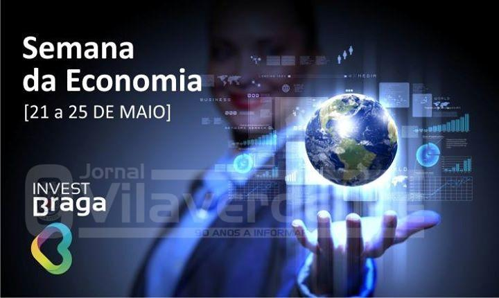 ENTRE 21 E 25 DE MAIO Ministros da Economia e do Ambiente confirmados na Semana da Economia de Braga