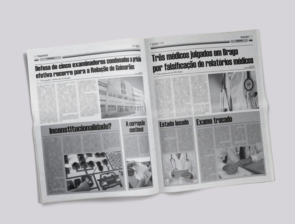 JÁ NAS BANCASCinco examinadores condenados a prisão efectiva recorrem para a Relação