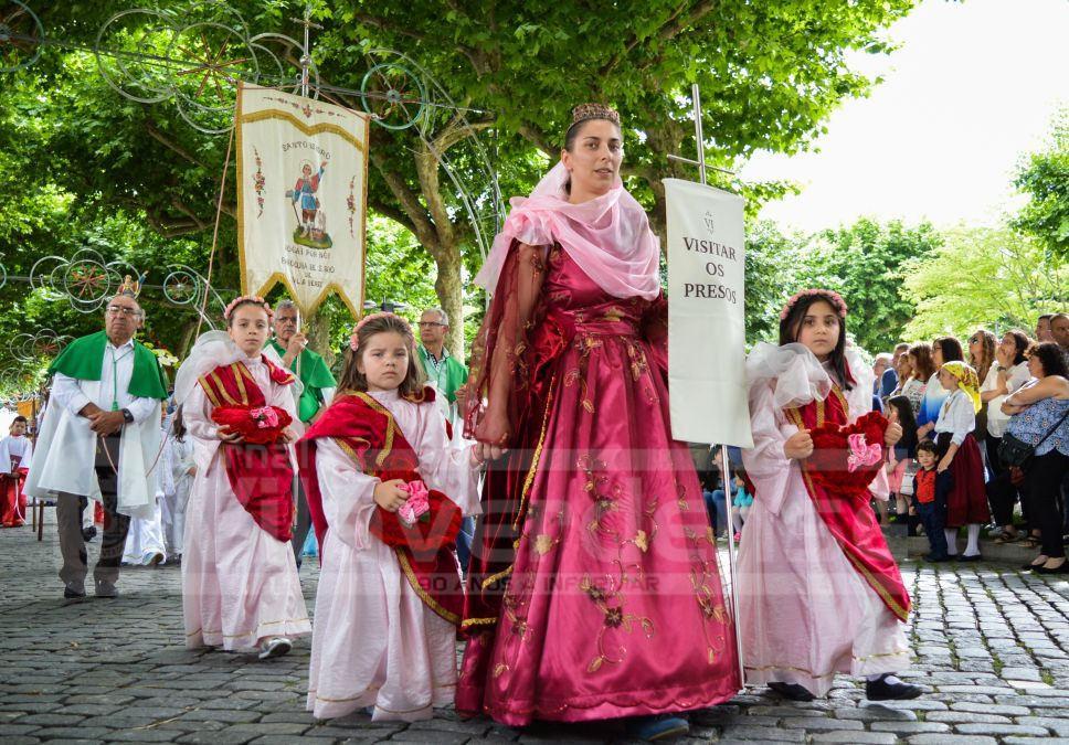 SANTO ANTÓNIO - 10 de junho, 17h00Organização apela à participação de figurantes na Majestosa Procissão em honra de Santo António