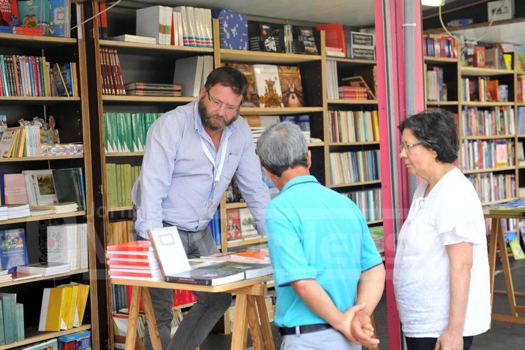 CERTAME DECORRE ATÉ DIA 15 DE JULHOFeira do Livro de Braga de portas aberta em nova alameda literária