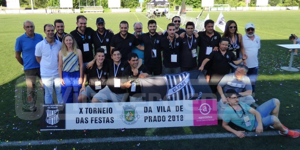 Benfica, Fafe e Taipas vencem torneio das da Vila de Prado