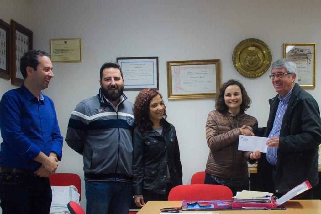 VILA VERDEConcerto solidário da Bullire angariou 780€ para os Bombeiros