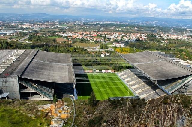 JUSTIÇATribunal condena Câmara de Braga a pagar mais seis milhões aos construtores do novo estádio