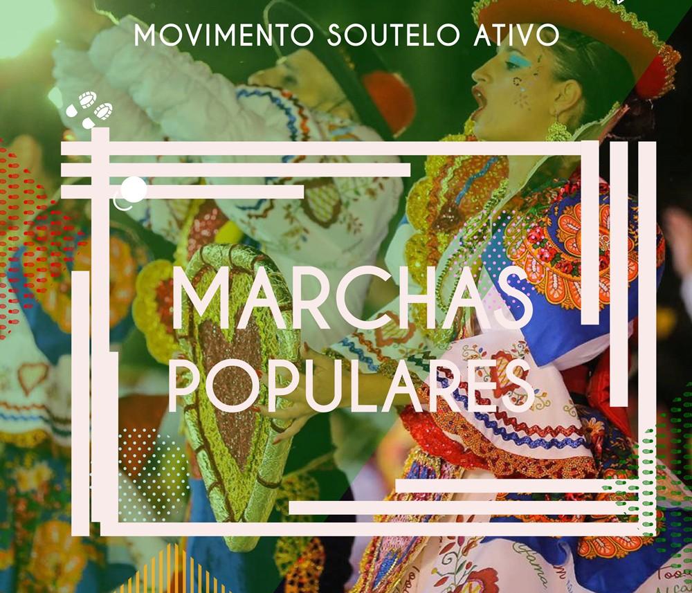 NO DIA 30 DE JUNHOEstão a chegar as Marchas Populares de Soutelo