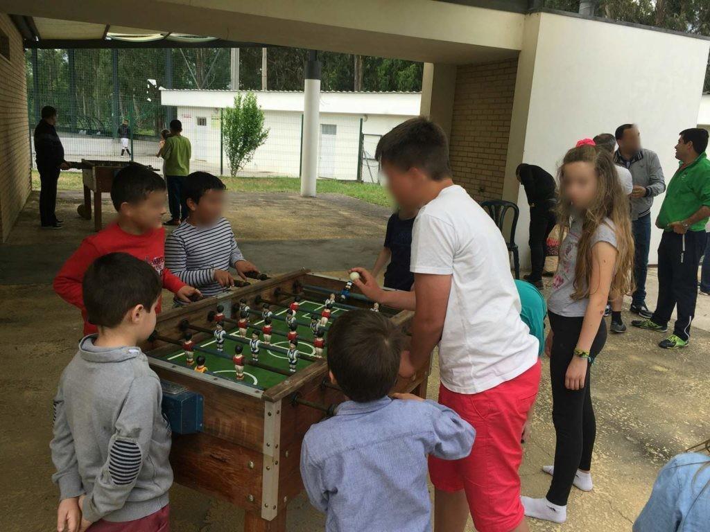 NO ALÍVIO Associação de Pais e Amigos da Escola de Soutelo promoveu Tarde em Família