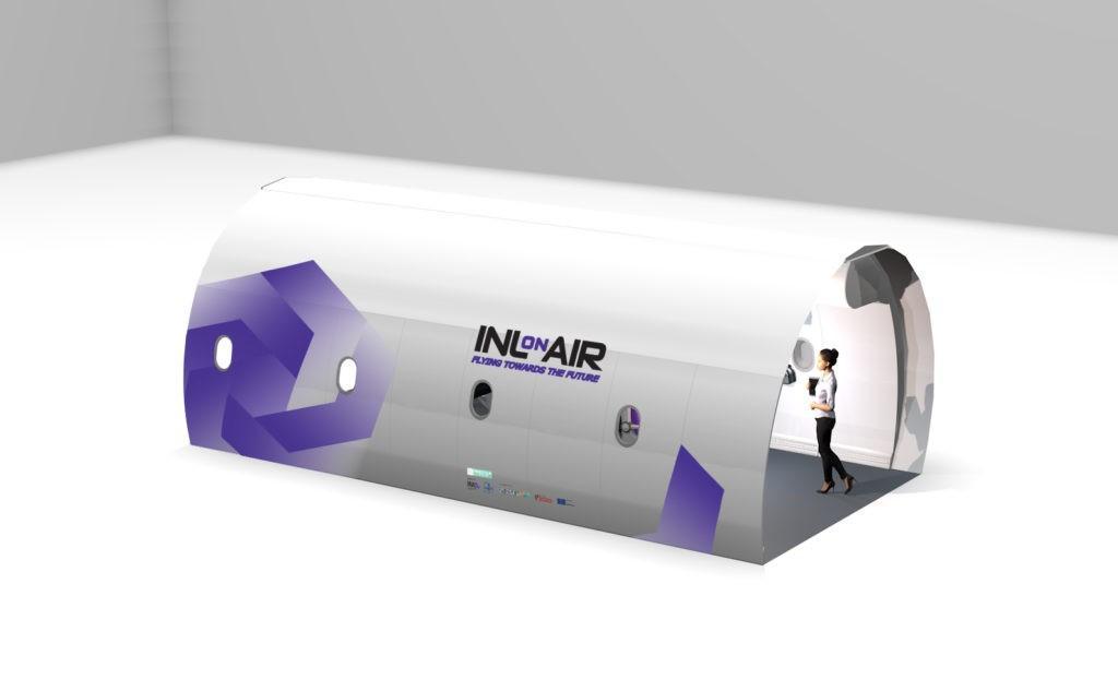 BRAGA - INL mostra futuro da aviação comercial no Aeroporto Francisco Sá Carneiro