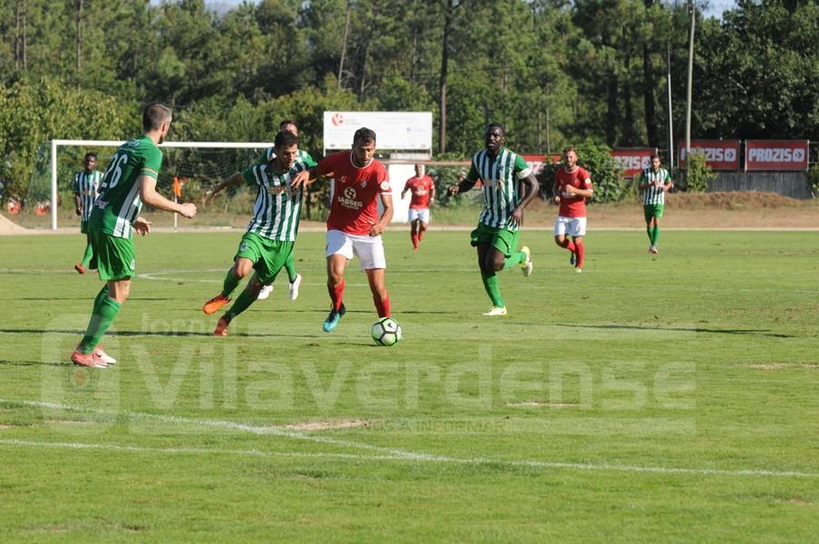 FUTEBOL - Vilaverdense FC prepara deslocação a Mirandela