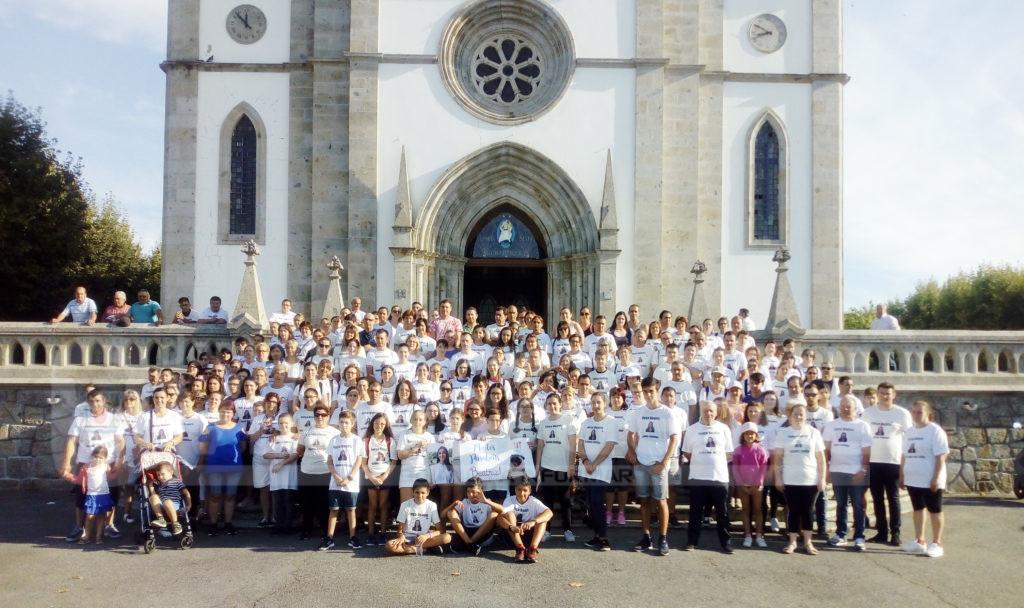 LAGE (Vila Verde) - 4ª Caminhada pela jovem lagense Beatriz Martins