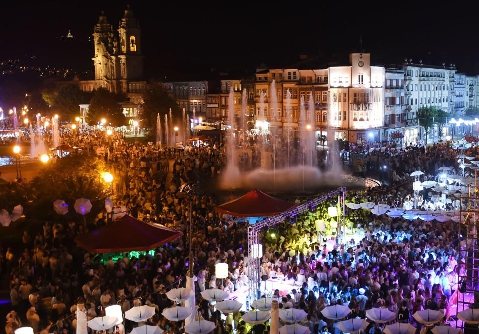 BRAGA –  Noite Branca invade cidade a partir desta sexta-feira
