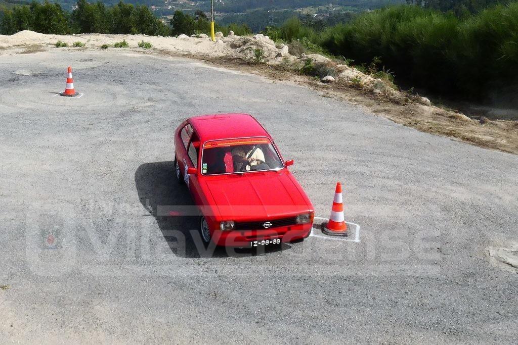 PASSÔ Santa Ana do Monte recebeu perícia automóvel