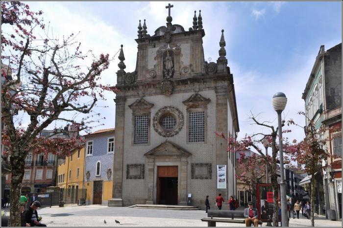 BRAGA -  Igreja dos Terceiros recebe esta quinta-feira concerto e visita guiada