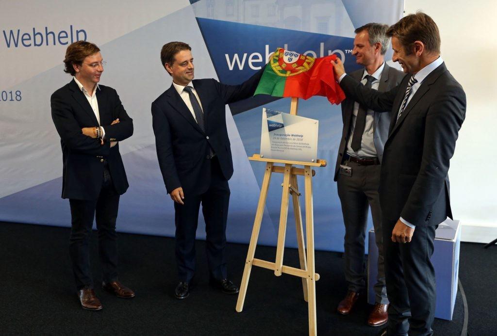 BRAGA –  Webhelp inaugura instalações e prevê atingir 400 colaboradores em 2019