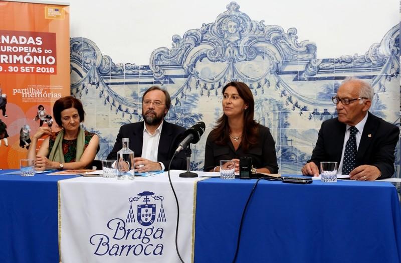 BRAGA - Jornadas Europeias do Património oferecem a Braga vasto programa cultural