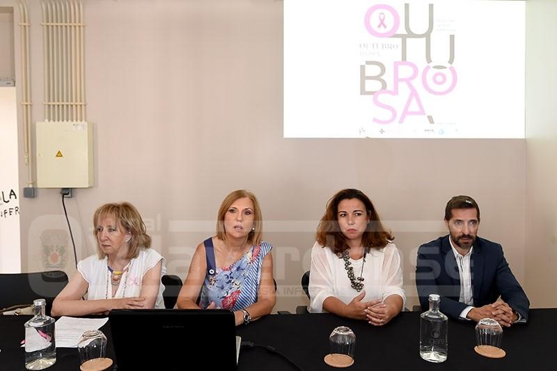 BRAGA - 'Outubro Rosa' arranca esta segunda-feira com vasto programa