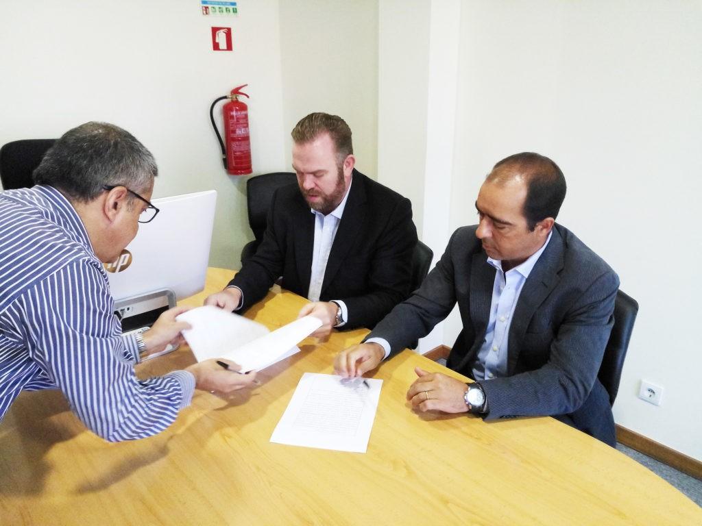 VALE DO HOMEM (ECONOMIA) - Associação Empresarial do Vale do Homem assinala um ano de existência
