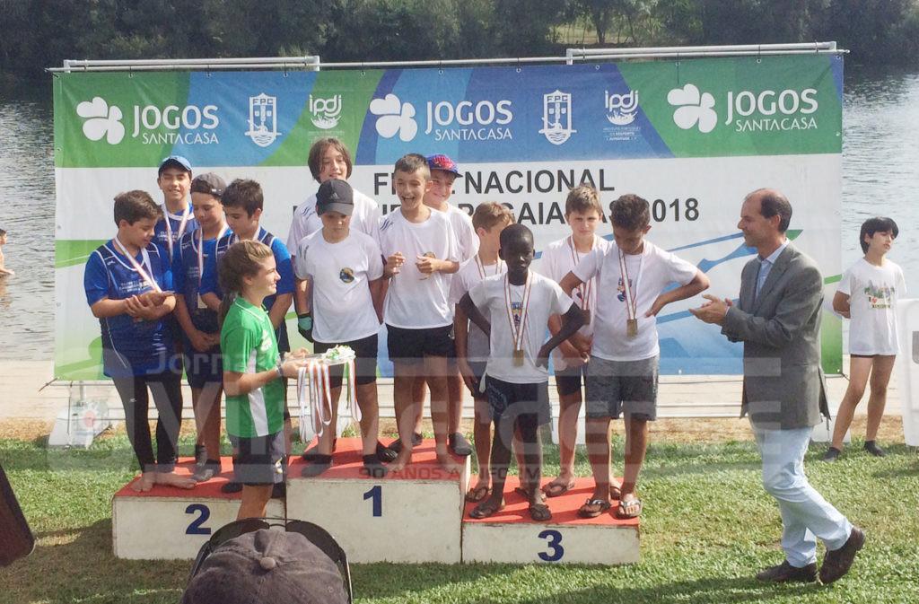 """DESPORTO (Canoagem): Clube Náutico de Prado sagra-se campeão nacional das """"Primeiras Pagaiadas"""""""